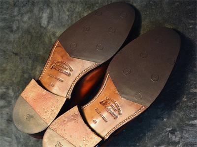Профилактика на мужскую обувь