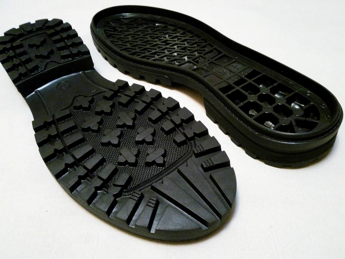 замена подошвы обуви